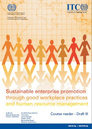 Sustainable Enterprise Promotion Through Good Workplace Practices & Human Resource Management