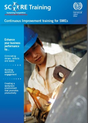 Brochure: SCORE Training  for Small and Medium Enterprises (SME's)