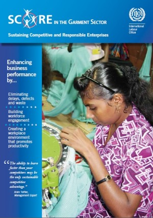 BROCHURE: SCORE Training for Small and Medium Enterprises in the Garment Sector