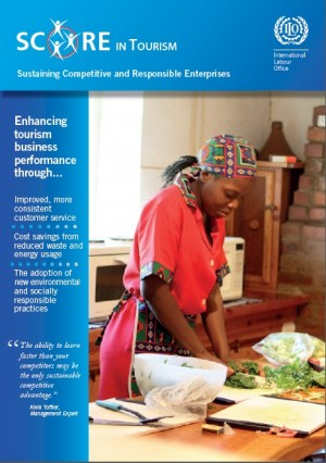 Brochure: SCORE Training for Small and Medium Enterprises in the Tourism Sector