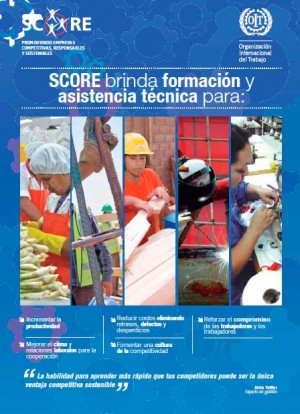 Brochure: SCORE en Perú