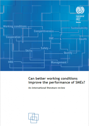 Can better working conditions improve performance in SMEs