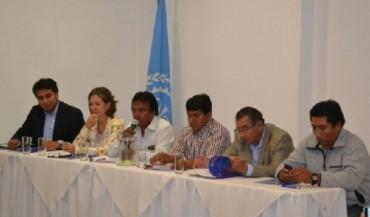 Representantes de empleadores y trabajadores en Bolivia dan un nuevo impulso a la metodología SCORE de la OIT