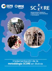 Implementación de la metodología SCORE en Bolivia (2013-2015)