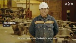 La Paz: Empresa Ferroviaria Andina S.A - Caso de éxito de la implementación de la metodología SCORE
