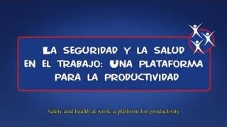 SCORE Módulo 5 - La seguridad y la salud en el trabajo: Una plataforma para la productividad